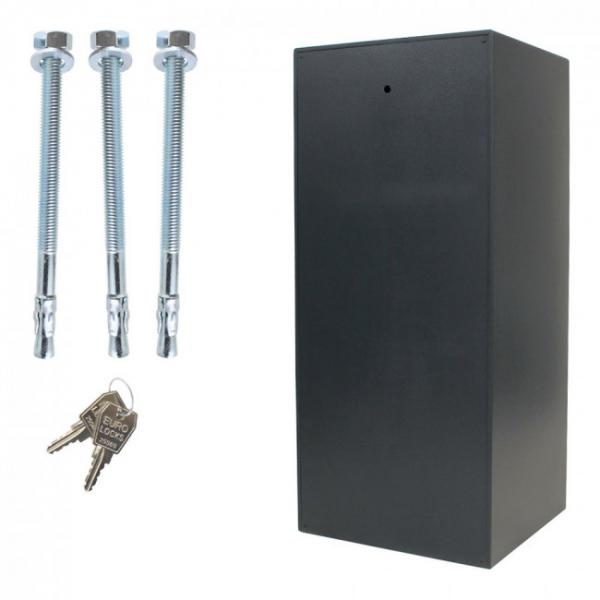 Seif certificat antiefractie Power Safe 1000 inchidere electronica 5