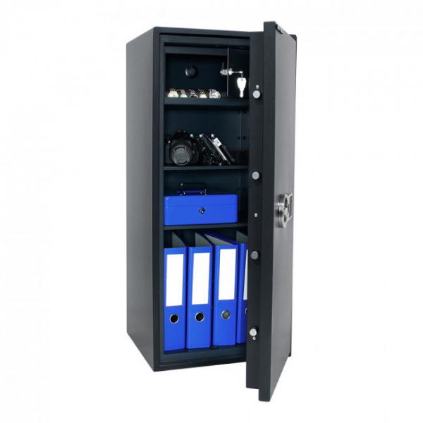 Seif certificat antiefractie Power Safe 1000 inchidere electronica 3