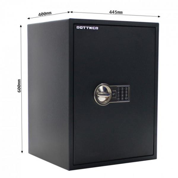 Seif certificat antiefractie Power Safe 600 inchidere electronica 4