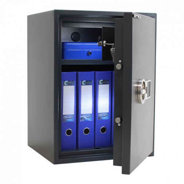 Seif certificat antiefractie Power Safe 600 inchidere electronica 3