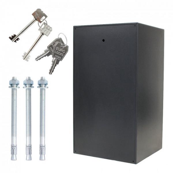Seif certificat antiefractie Power Safe 800 inchidere cheie 5