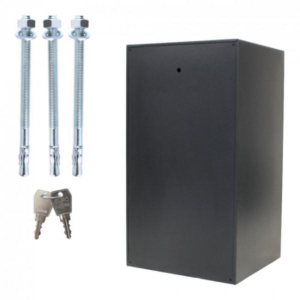 Seif certificat antiefractie Power Safe 800 inchidere electronica 5