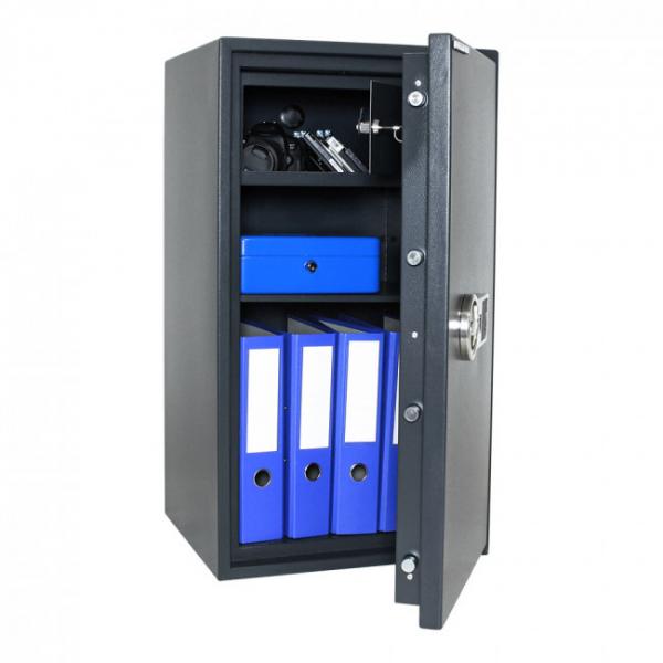 Seif certificat antiefractie Power Safe 800 inchidere electronica 3