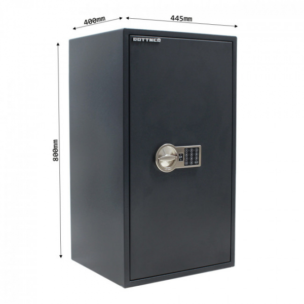 Seif certificat antiefractie Power Safe 800 inchidere electronica 4