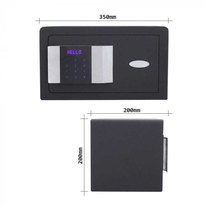 Seif Prestige 200 inchidere electronica [3]