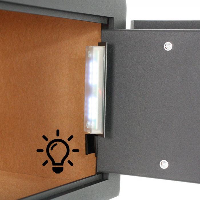 Seif Prestige 250 inchidere electronica [4]