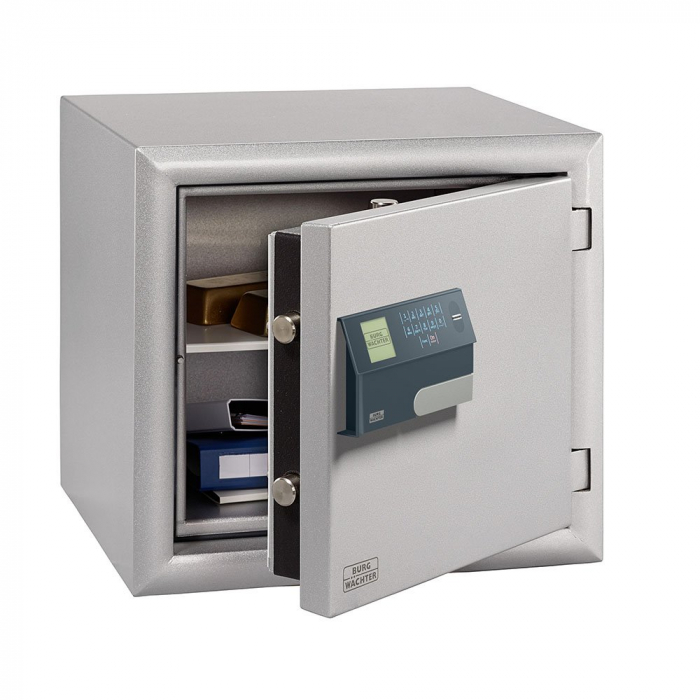 Seif certificat antiefractie antifoc Diplomat MTD 750 E FP inchidere electronica [0]