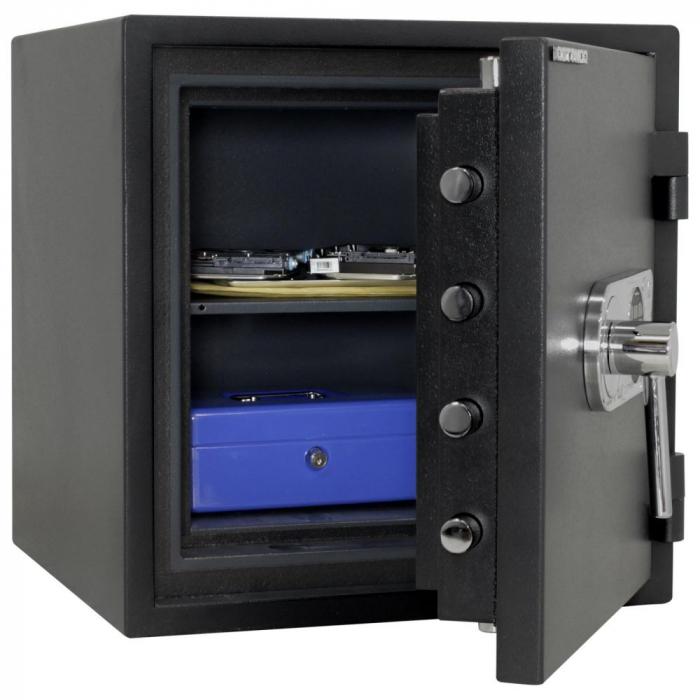 Seif certificat antiefractie antifoc Fire Profi 50 inchidere electronica [2]