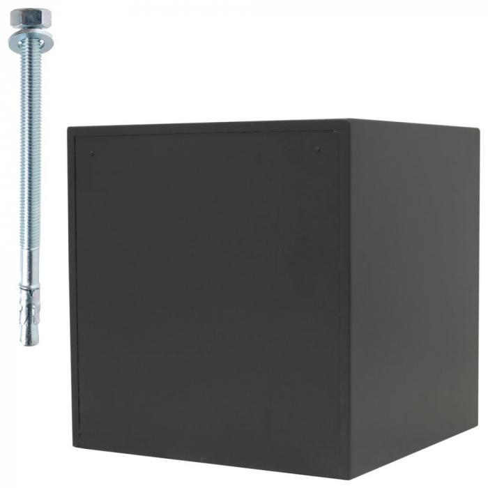 Seif certificat antiefractie antifoc Fire Profi 50 inchidere electronica [5]