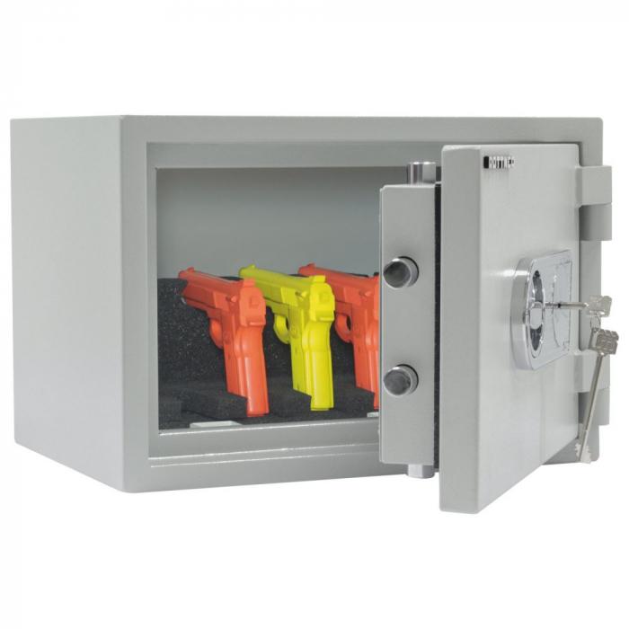 Seif certificat antiefractie antifoc Opal Fire Premium OPD 35 inchidere cheie [3]