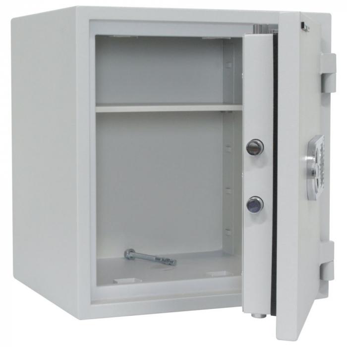 Seif certificat antiefractie antifoc Opal Fire Premium OPD 55 inchidere electronica [1]