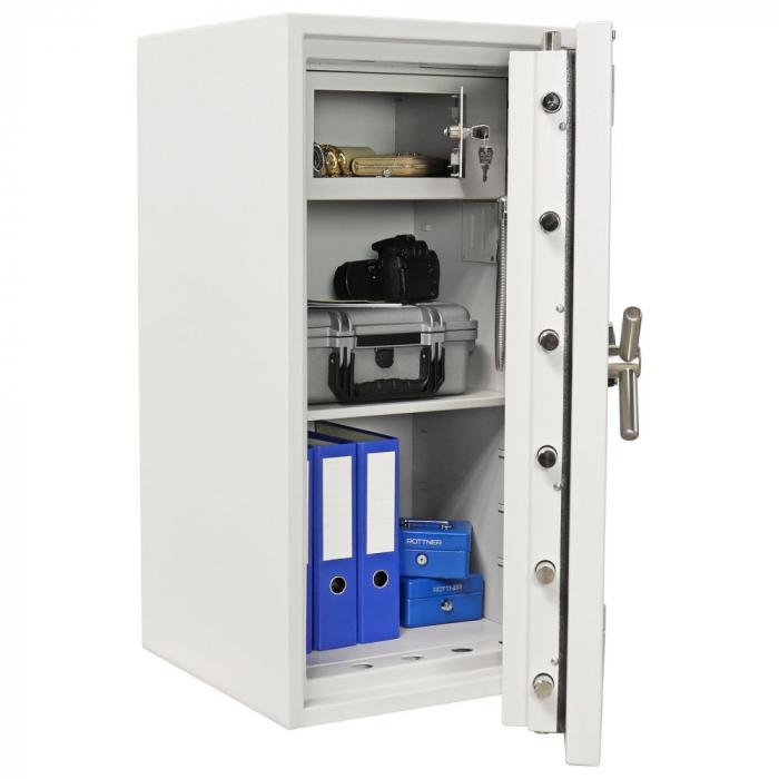 Seif de securitate ridicata Projekt Fire Premium 100 IT inchidere dubla [2]