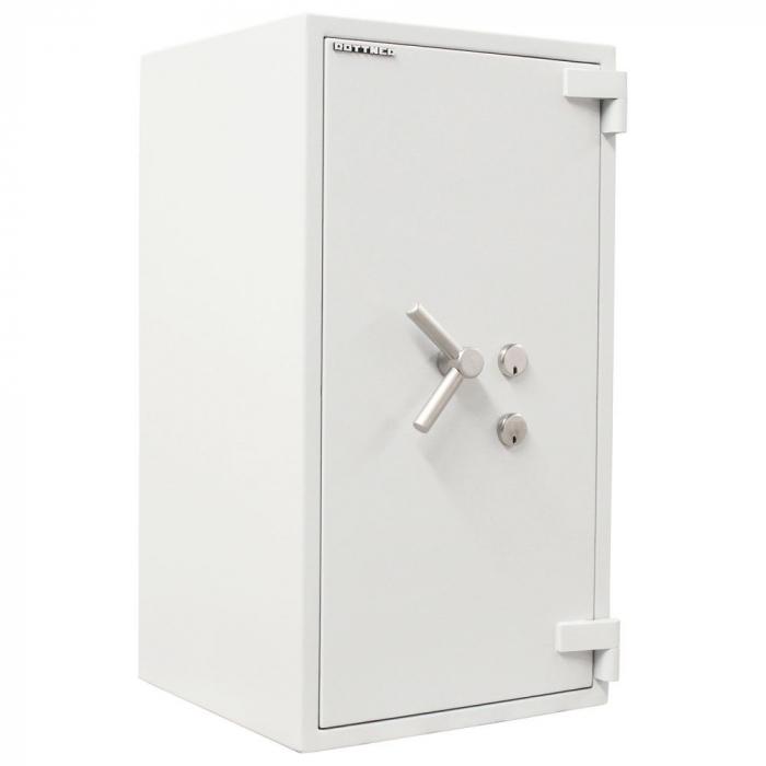Seif de securitate ridicata Projekt Fire Premium 100 IT inchidere dubla cheie [0]