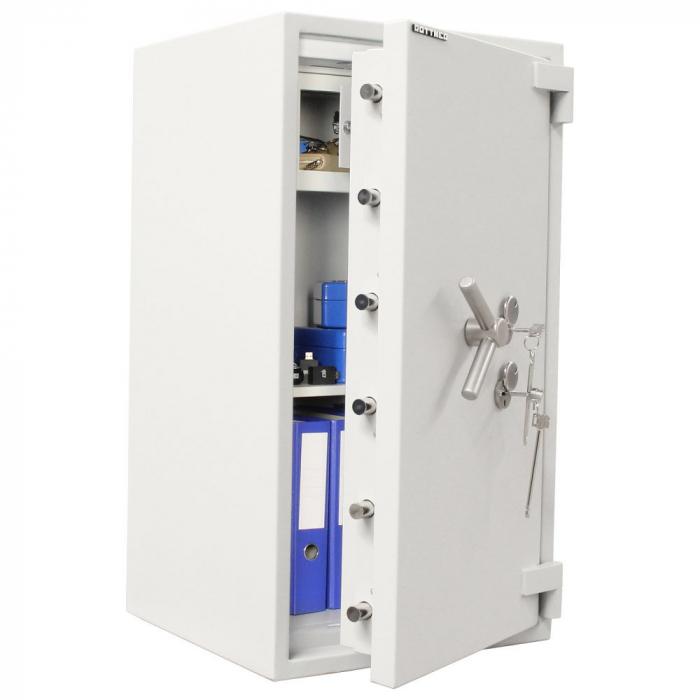 Seif de securitate ridicata Projekt Fire Premium 100 IT inchidere dubla cheie [2]