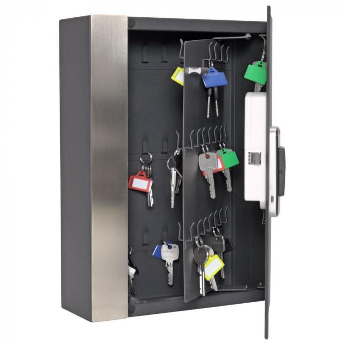 Seif pentru chei Key Pro 68 inchidere biometrica [2]