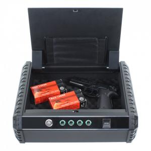 Caseta pistol Gun Master XL inchidere biometrica [2]