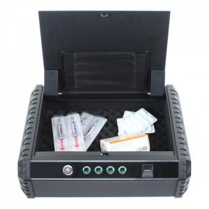 Caseta pistol Gun Master XL inchidere biometrica [4]