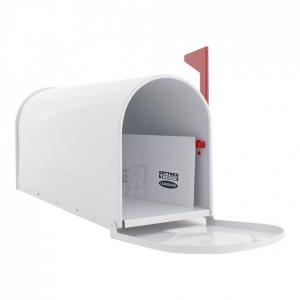 Cutie postala US Mail Box alba3