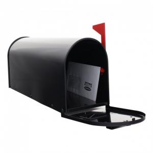 Cutie postala US Mail Box neagra1