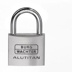 Lacat aluminiu Alutitan 770 40 SB inchidere cheie0