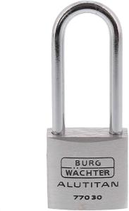 Lacat aluminiu Alutitan 770 HB 30 45 SB inchidere cheie1
