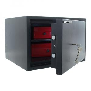 Seif certificat antiefractie Power Safe 300 inchidere cheie1