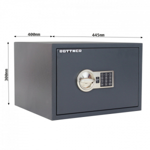 Seif certificat antiefractie Power Safe 300 inchidere electronica [4]
