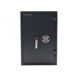 Seif certificat antiefractie antifoc Atlas 65 inchidere electronica si cheie SOS1