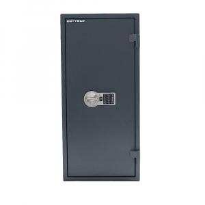 Seif certificat antiefractie antifoc Fire Hero 100 inchidere electronica1