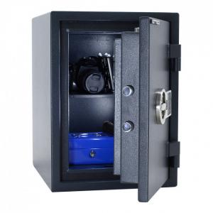 Seif certificat antiefractie antifoc Fire Hero 50 inchidere electronica3