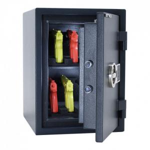 Seif certificat antiefractie antifoc Fire Hero 50 inchidere electronica4