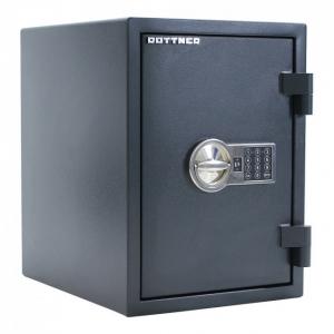 Seif certificat antiefractie antifoc Fire Hero 50 inchidere electronica0