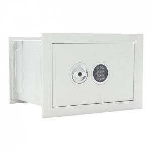 Seif certificat antiefractie incastrabil in perete Stone SE 35 inchidere electronica0