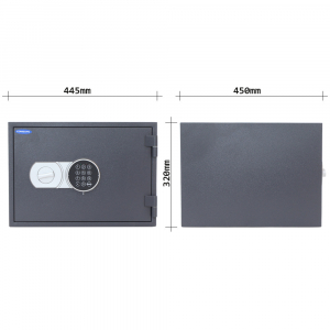 Seif certificat antifoc Sydney 40 inchidere electronica3