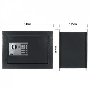 Seif incastrabil in perete Wallmatic 1 inchidere electronica3