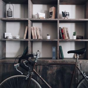 Caseta valori Bookcase albastru inchidere cheie7