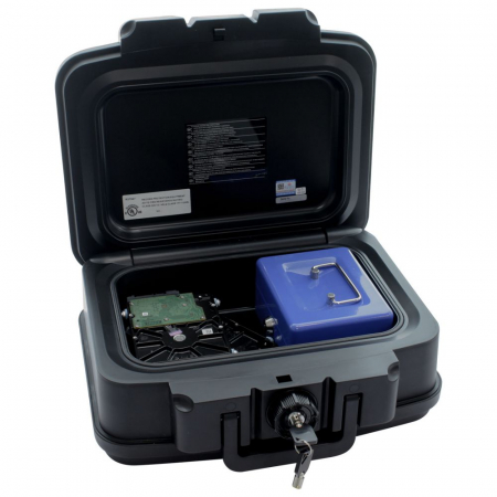 Caseta antifoc Fire Data Box 1 inchidere cheie [2]