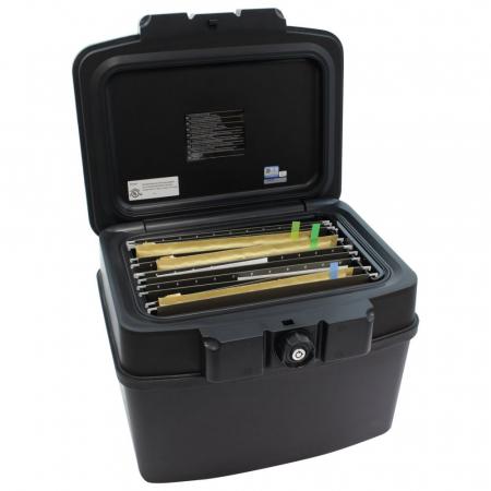 Caseta antifoc Fire Data Box 3 inchidere cheie [2]
