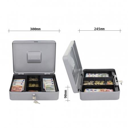 Caseta valori Homestar Cash 4 inchidere cheie [3]