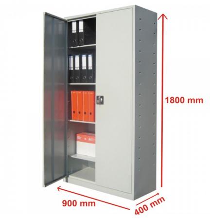 Fiset metalic ECO I A177 inchidere cheie [3]