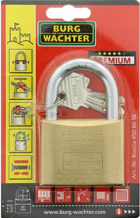 Lacat alama Boccia 450 60 SB inchidere cheie [6]