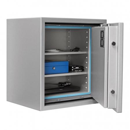 Seif certificat antiefractie antifoc Super Paper Premium 65 inchidere electronica [2]