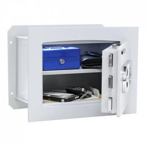 Seif certificat antiefractie incastrabil in perete Delta 30 inchidere electronica2