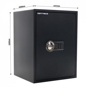 Seif certificat antiefractie Power Safe 600 inchidere electronica4