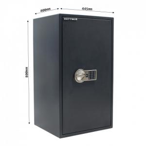 Seif certificat antiefractie Power Safe 800 inchidere electronica4