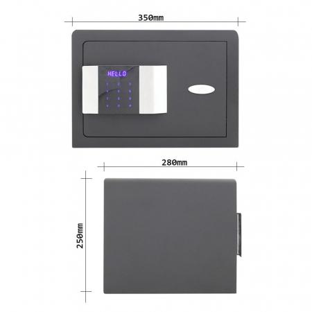 Seif Prestige 250 inchidere electronica [3]