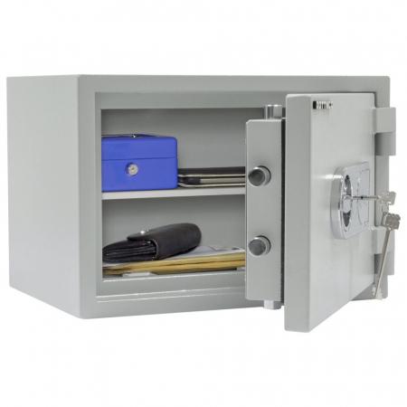 Seif certificat antiefractie antifoc Opal Fire Premium OPD 35 inchidere cheie [2]