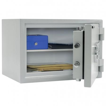 Seif certificat antiefractie antifoc Opal Fire Premium OPD 35 inchidere electronica [2]