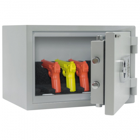 Seif certificat antiefractie antifoc Opal Fire Premium OPD 35 inchidere electronica [3]