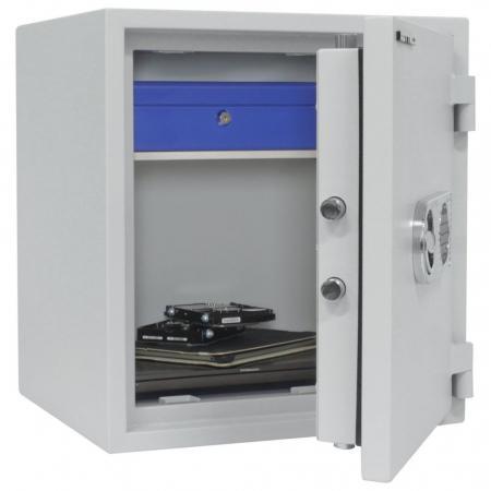 Seif certificat antiefractie antifoc Opal Fire Premium OPD 55 inchidere electronica [2]